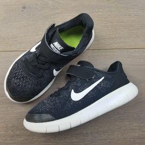 Nike Free RN 2 Boys' Running Shoes 12C